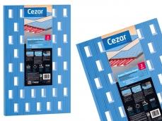 Подложка для тёплого пола Cezar XPS termo 3,0 мм
