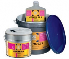 Клей UZIN MK 92S, 2-компонентный полиуретановый (10 кг)