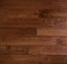 Паркетная доска Brand Wood, Гевея RED CLASSIC