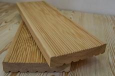 Террасная доска Real Deck Сибирская лиственница 22х90/120, сорт: Эк