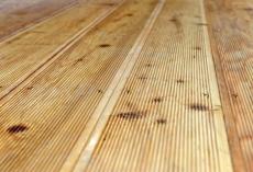 Террасная доска Real Deck Сибирская лиственница 22х90/120, сорт: ВС